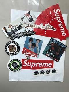 Supreme Stickers (Refer price At Description)