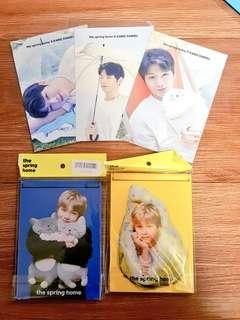 Kang Daniel X The Spring Home Mini Bromide + Mirror