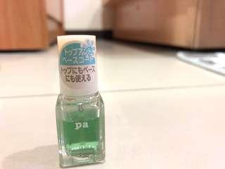 透明指甲油 日本PA