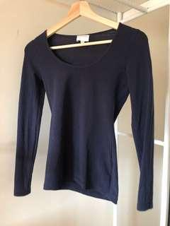 WITCHERY | Long Sleeve Top