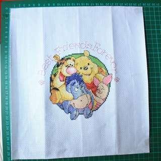 Kristik Winnie The Pooh and Friends