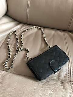 Murua chain bag for mobile phone 電話袋