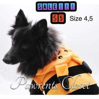 Pet fancy clothing, dog clothing
