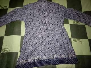 Batik sutera halus