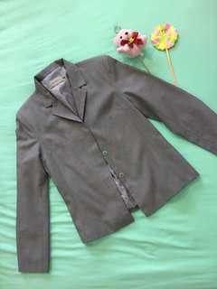 Accent Grey (Double Lined) Coat