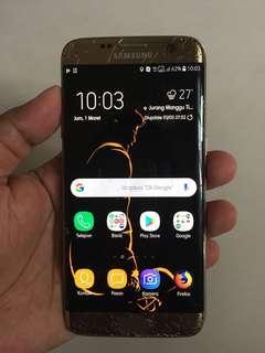 Samsung Galaxy S7 EDGE Dual SIM minus Pecah