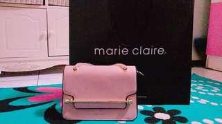 Marie Claire dusty pink bag