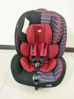 奇哥Joie 汽車安全座椅 (0~7歲),全新