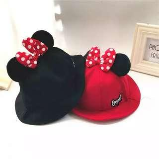 🚚 Little Minnie Hat - 2R1  Suitable for bellow 3 yrs
