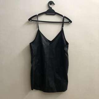 Cotton On Leather Front Cami