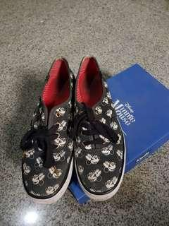 REPRICE Keds X Minnie Mouse