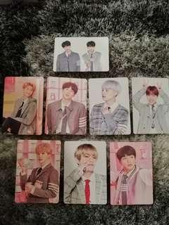 [WTS] BTS 4th Muster: Mini Photocard