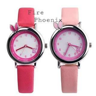 Jam tangan anak perempuan anti air atau remaja