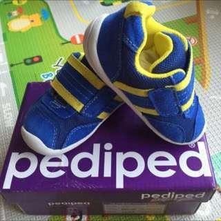 1ba91ed9d3d Pediped Grip n Go - Adrian Ultra Blue Yellow