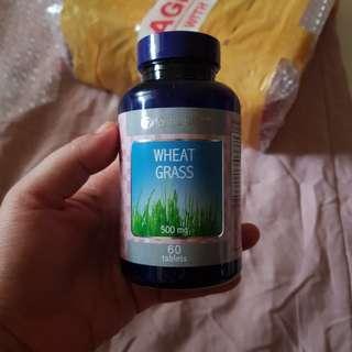 Wellness white grass (untuk melancarkan BAB)