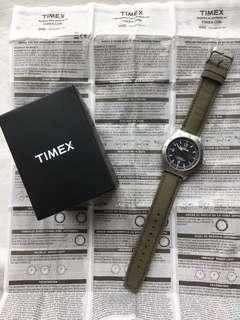 Timex Expedition Military Indigo Watch