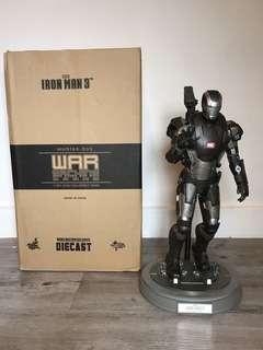 MARVEL Hot Toys - IRON MAN 3 War Machine Mark II