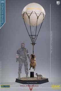 🚚 LIMTOYS - LiMiNi  1/12 Scale Extraction balloon with sheep and dog drama (Non Mezco Toys or Hot Toys)