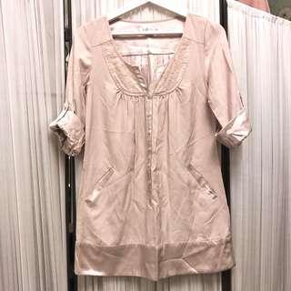 FOREVER NEW SHIRT DRESS SIZE 6