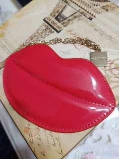 紅唇👄yoyo 卡夾零錢包