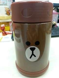 熊大保温壺