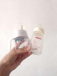 Baby bottle (rm10 for both)