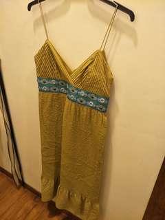 Alldressup Olive (Green) dress