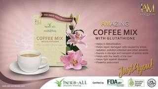 Coffee with Glutathione