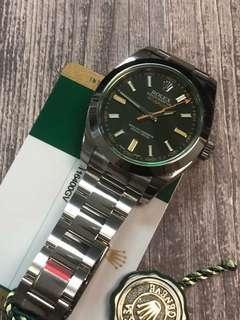 Rolex 116400GV 黑