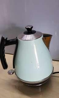 🚚 Vintage stainless steel electric kettle