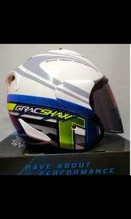 Gracshaw Helmet Openface