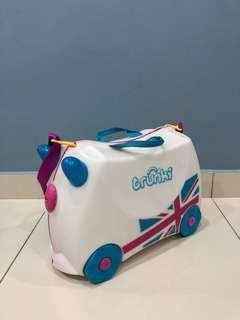 British Flag Trunki Luggage