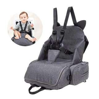 Baby Multifunctional Mommy Bag Feeding Highchair Portable Eating Chair(Free Delivery)