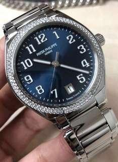 Patek Philippe 現貨7300/1200A Blue dial
