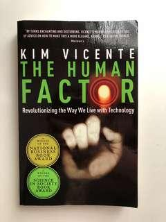 The Human Factor by Kim Vicente