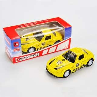 🚚 Rapid Kuper, Die Cast, Car Series