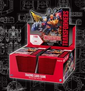 🚚 Transformers tcg wave 2 rise of the combiners (pre order)