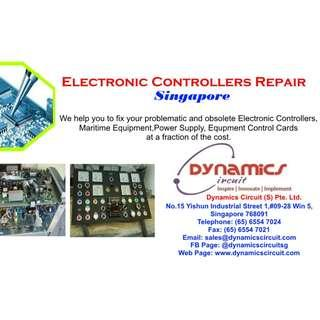 Electronics Controllers Repairs by Dynamics Circuit (S) Pte Ltd