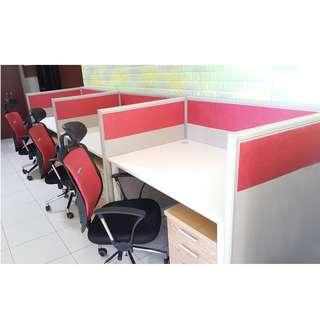 Office Cubicle - Partition