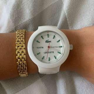 Authentic Lacoste Sport watch