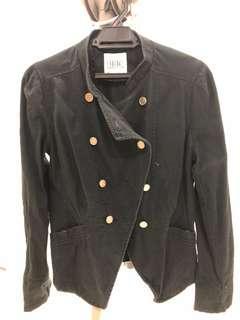 Nine Savannah Miller Black Jacket