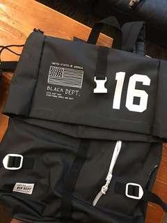 BLK DEPT backpack