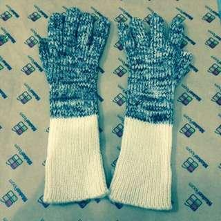 💜Winter knit gloves