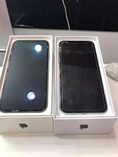 APPLE IPHONE X 64g 黑白