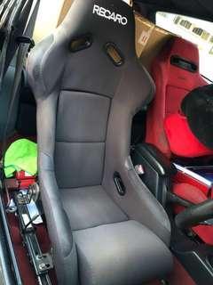Recaro full bucket seat (replica)