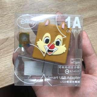 🚚 奇奇蒂蒂 蒂蒂USB豆腐頭
