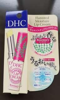 🚚 DHC Lip Cream Rosemary