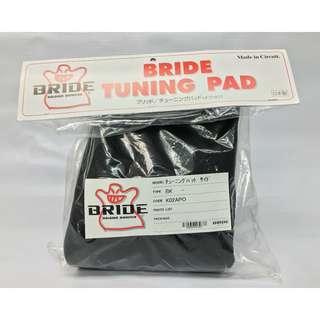 BRIDE Tuning Pad - Side Pad - Black