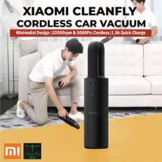 Xiaomi Coclean Cleanfly Car Portable Wireless Handheld Vacuum Cleaner Dust Catcher Collector