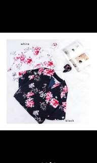 🌸At1083 Flowy Kimono Outer🌸